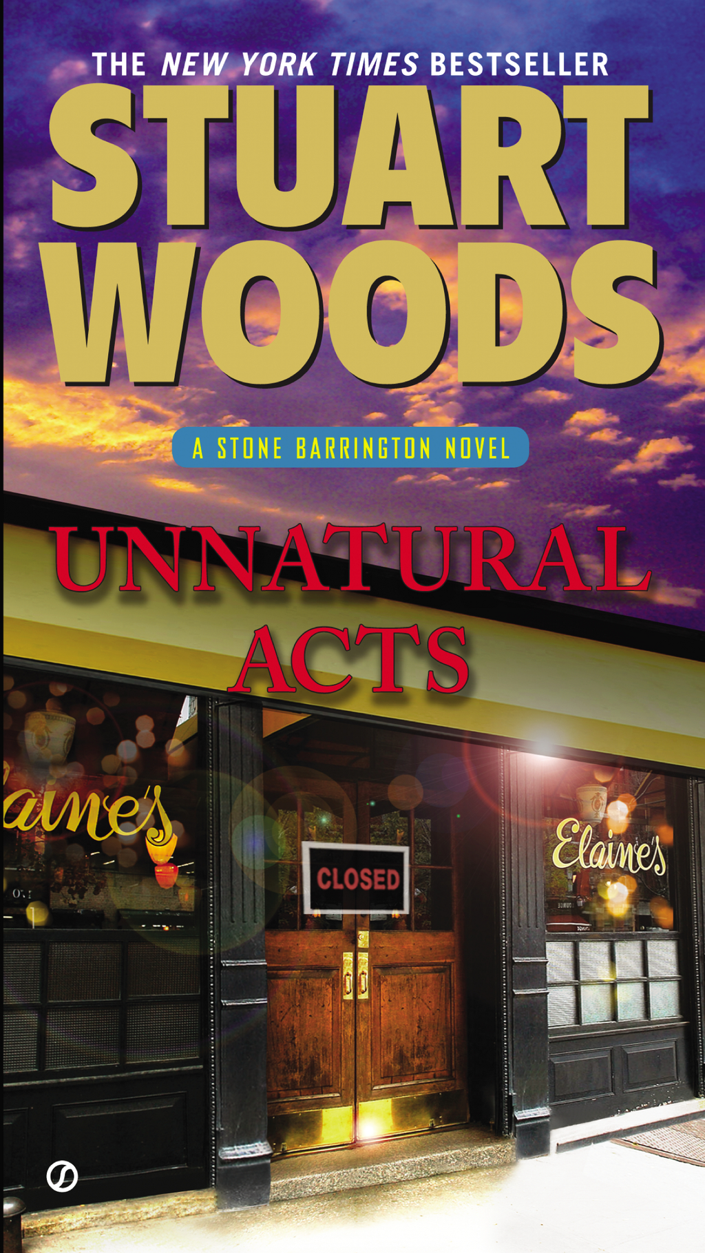 Unnatural Acts By: Stuart Woods