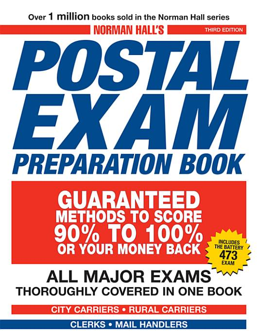 Norman Hall's Postal Exam Preparation Book By: Hall, Norman