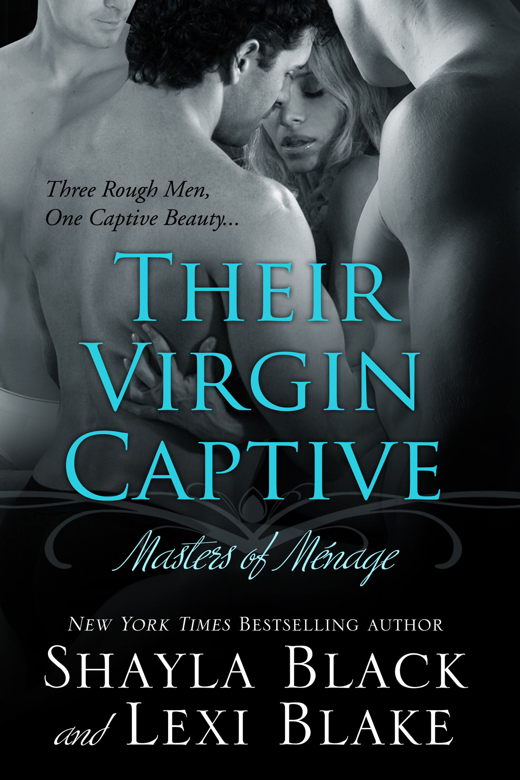 Their Virgin Captive, Masters of Ménage, Book 1