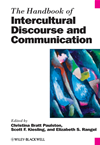 The Handbook Of Intercultural Discourse And Communication: