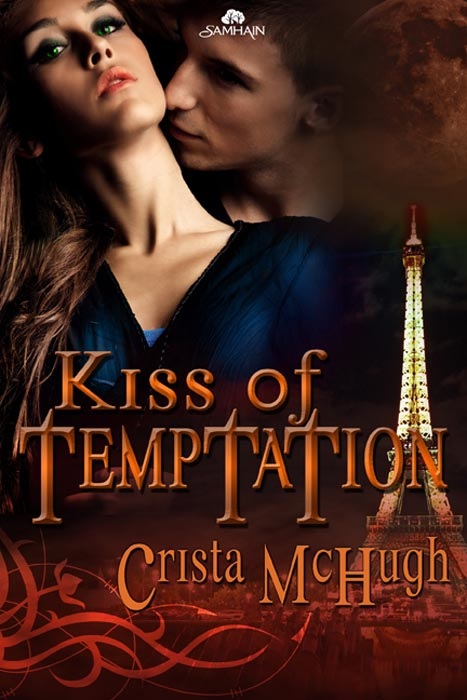 Kiss of Temptation By: Crista McHugh