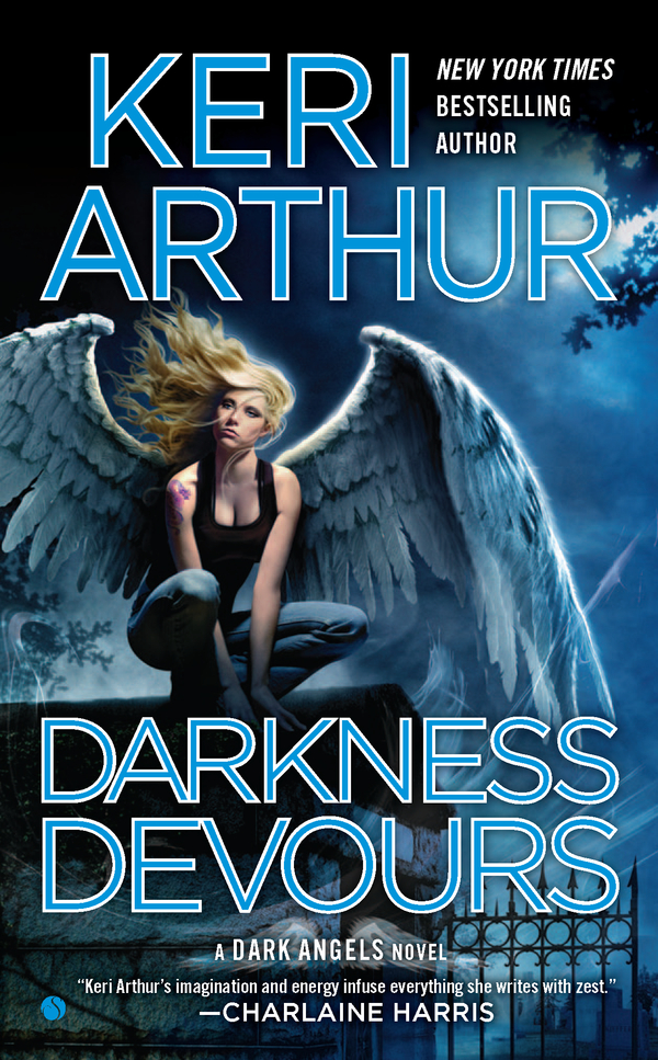 Darkness Devours By: Keri Arthur