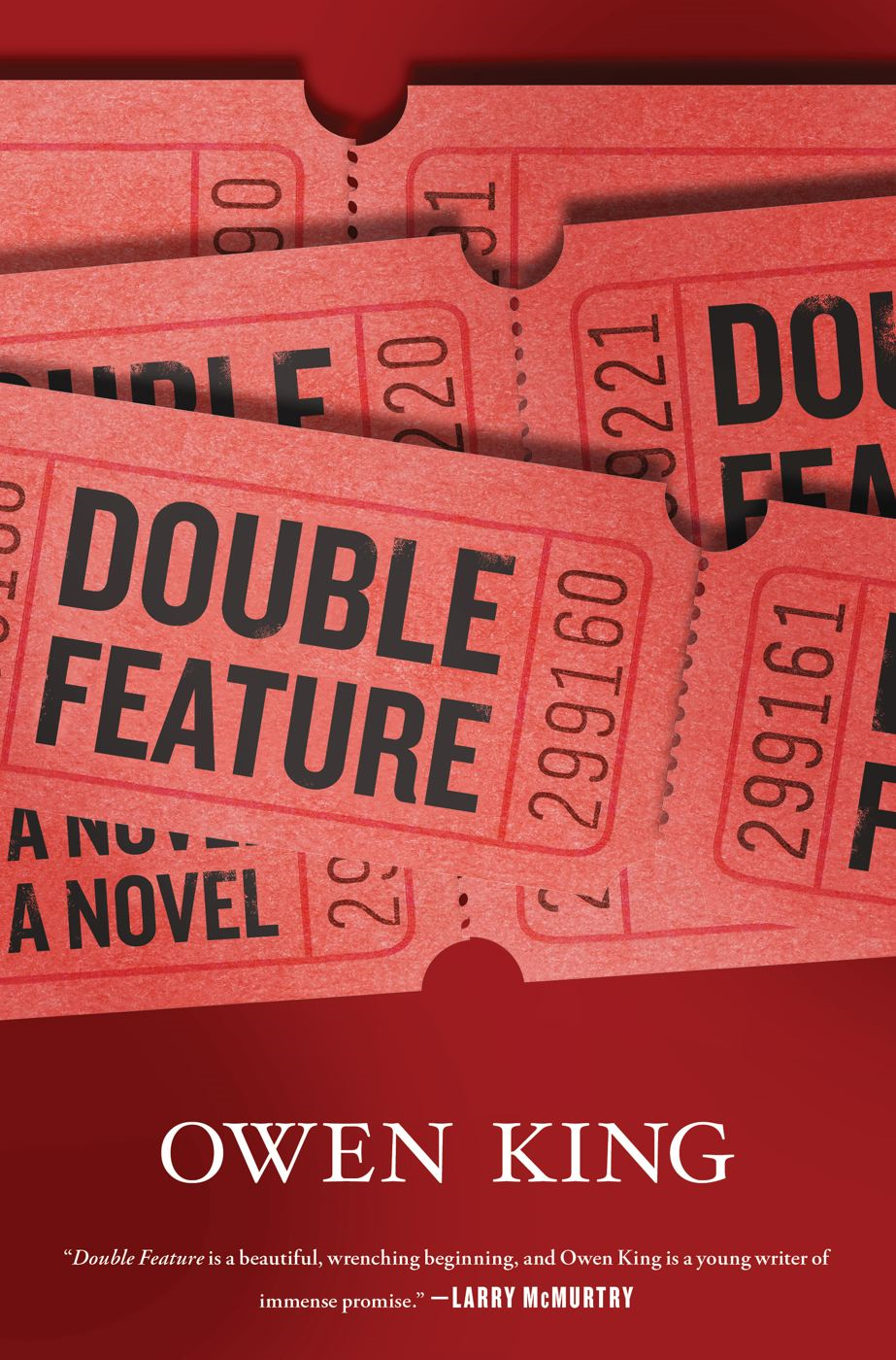 Double Feature By: Owen King