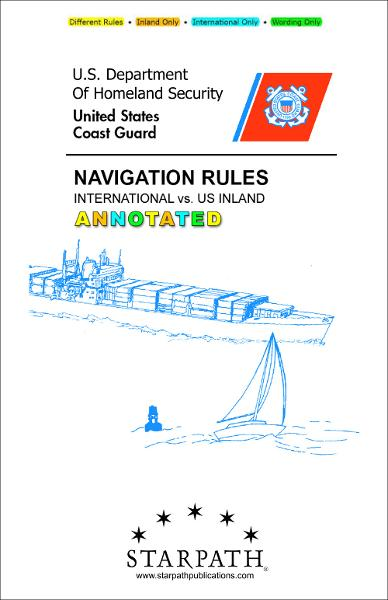 Annotated Navigation Rules - International vs. US Inland