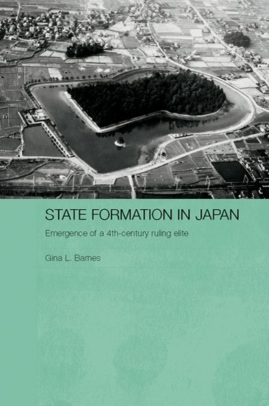 State Formation in Japan By: Gina Barnes