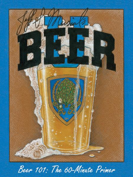 Jeff Musial's Beer U By: Jeffrey S. Musial