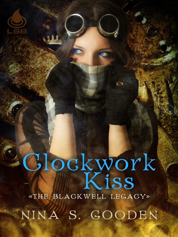 Clockwork Kiss: The Blackwell Legacy