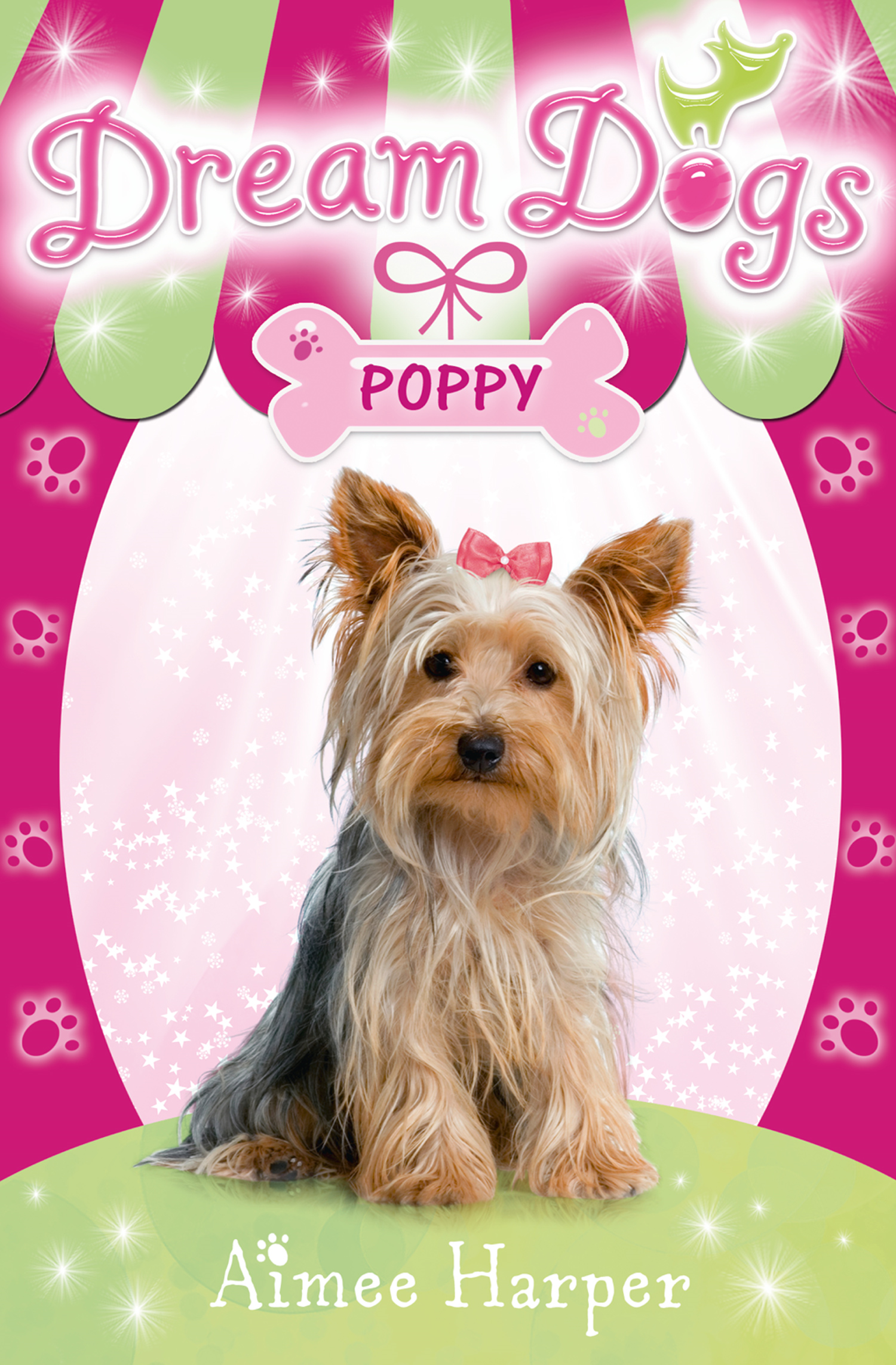 Dream Dogs - Poppy (Dream Dogs, Book 6) By: Aimee Harper