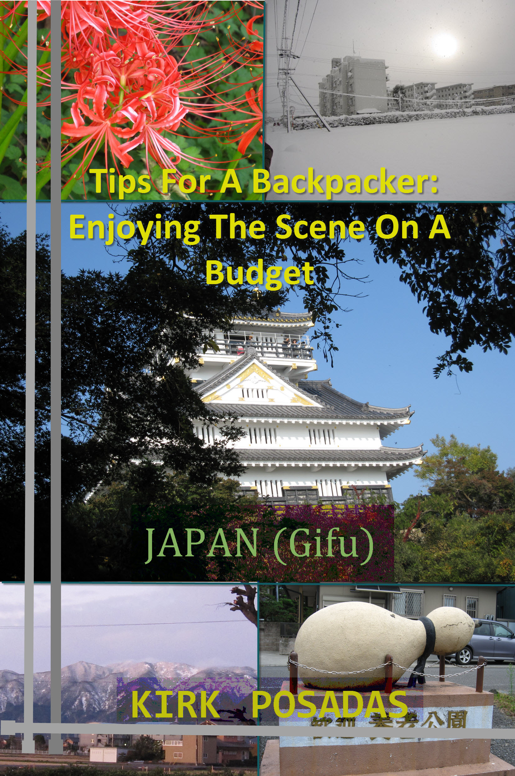 Tips For A Backpacker: Enjoying The Scene On A Budget Japan (Gifu)