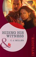 Picture of - Hiding His Witness (Mills & Boon Intrigue)