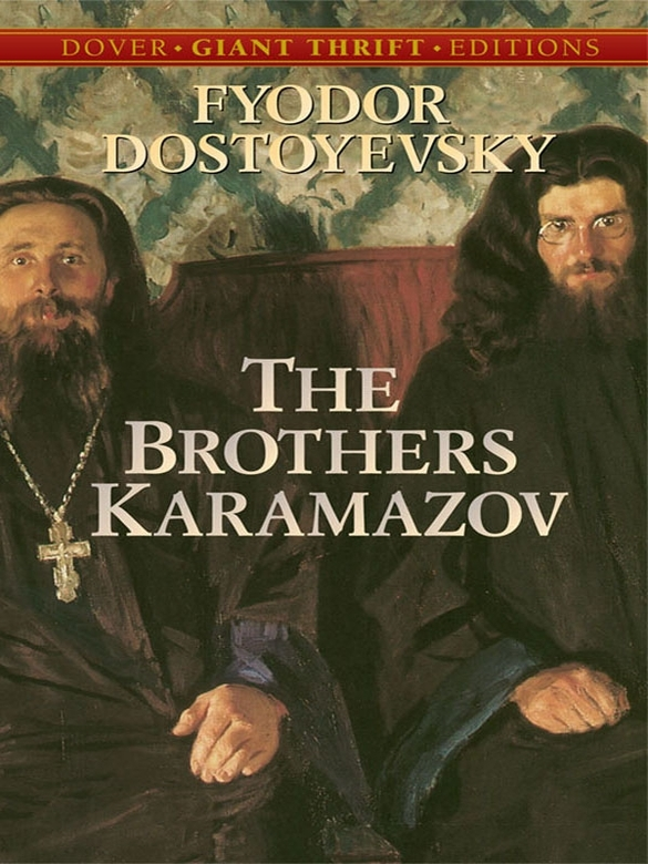 Cover Image: The Brothers Karamazov