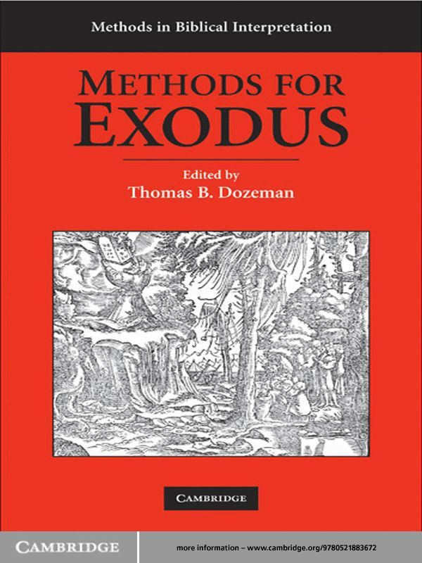 Methods for Exodus By: