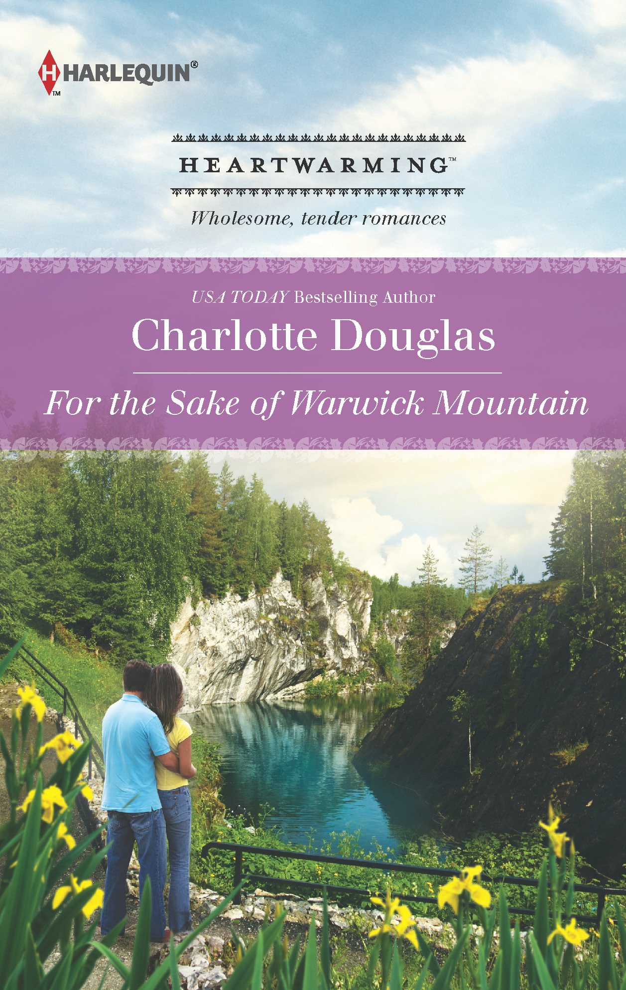 For the Sake of Warwick Mountain By: Charlotte Douglas