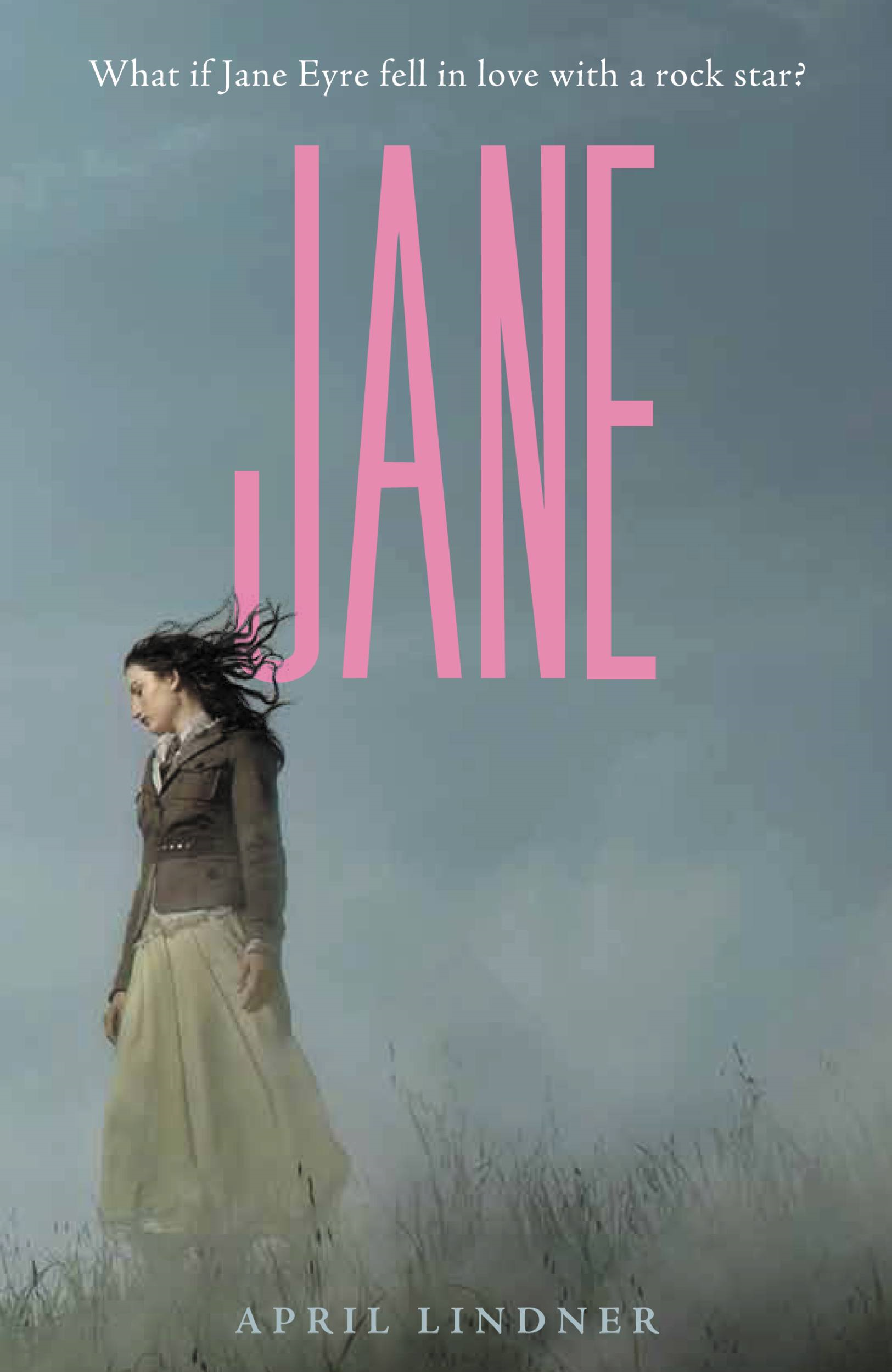 Jane By: April Lindner