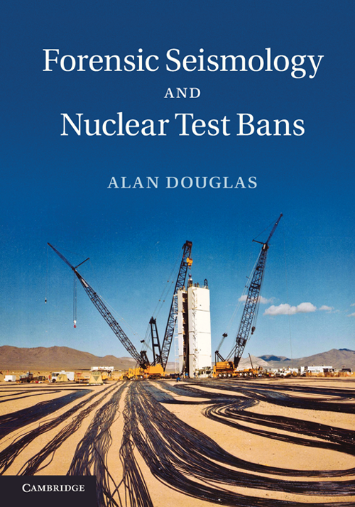 Forensic Seismology and Nuclear Test Bans