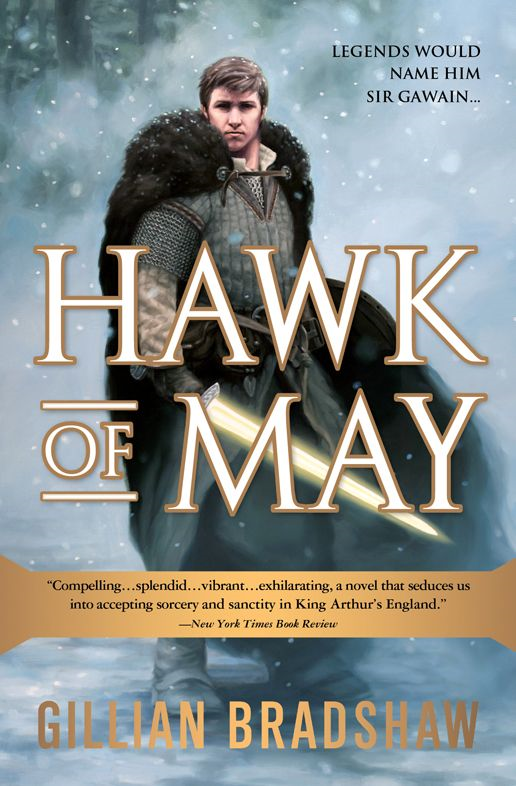 Hawk of May By: Gillian Bradshaw