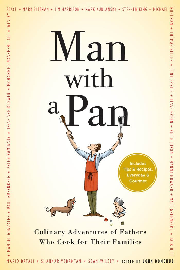 Man with a Pan By: