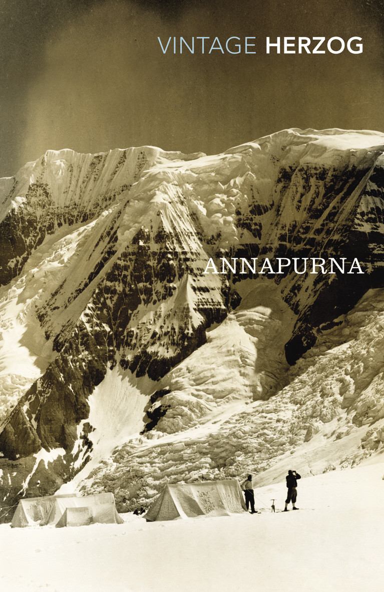 Annapurna The First Conquest of an 8000-Metre Peak