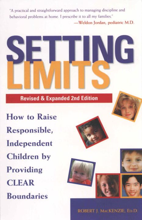 Setting Limits, Revised & Expanded 2nd Edition By: Robert J. Mackenzie