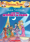 Thea Stilton #5: Thea Stilton And The Mystery In Paris