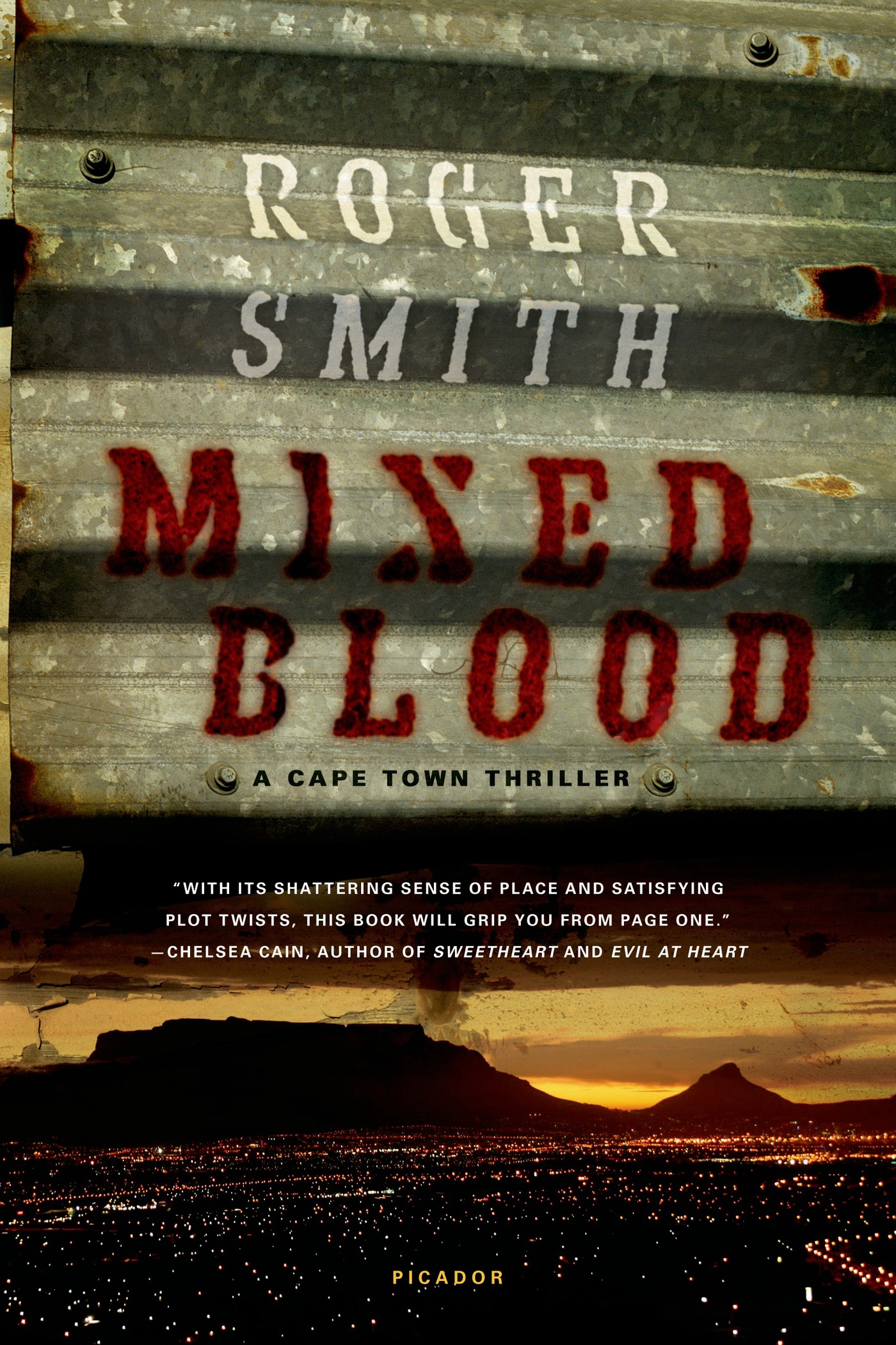 Mixed Blood: A Thriller By: Roger Smith