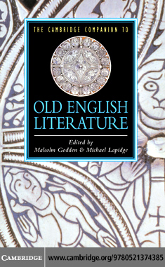 Cambridge Companion to Old Eng Lit