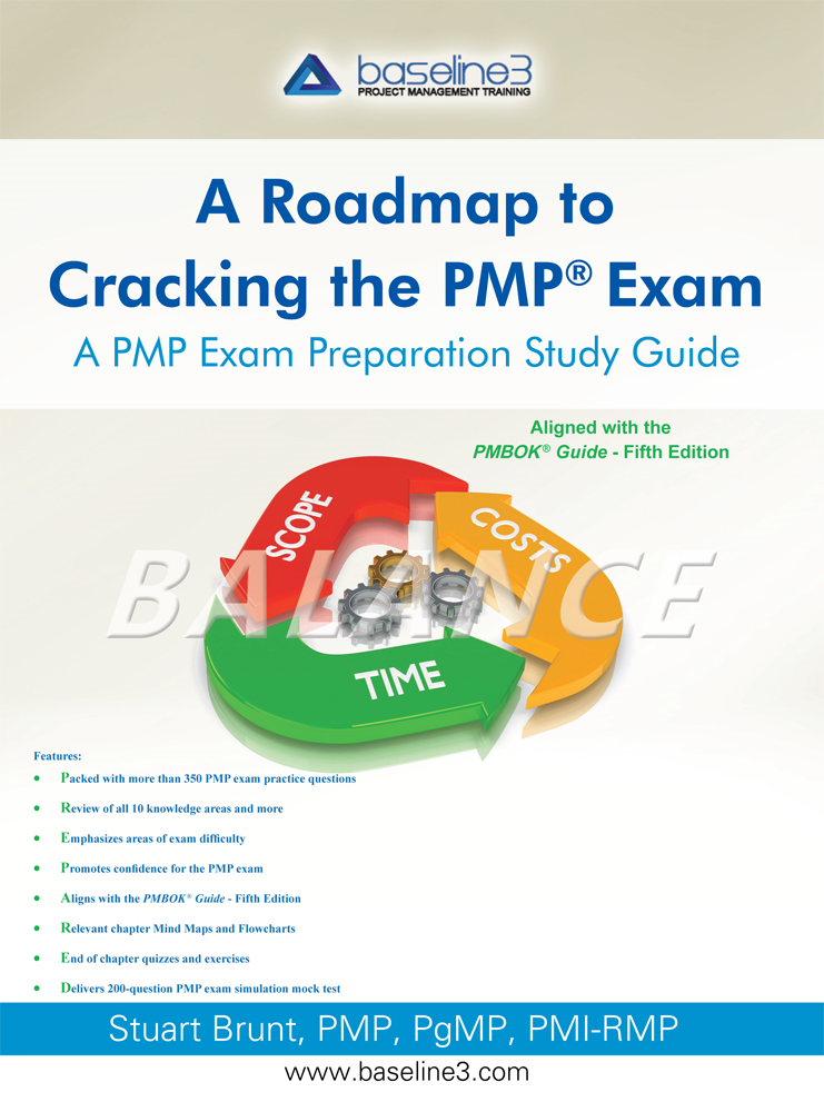 A Roadmap to Cracking the PMP® Exam