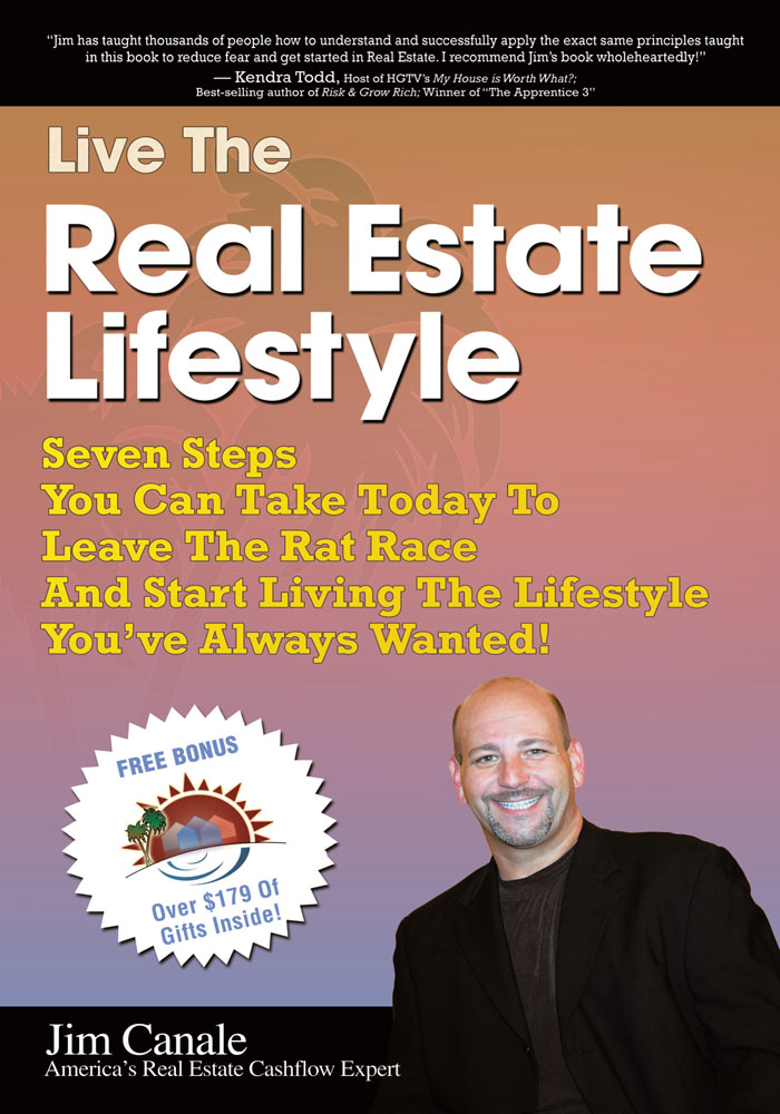 Live the Real Estate Lifestyle: Seven Steps That You Can Take To Leave The Rat Race And Start Living The Lifestyle Youve Always Wanted!