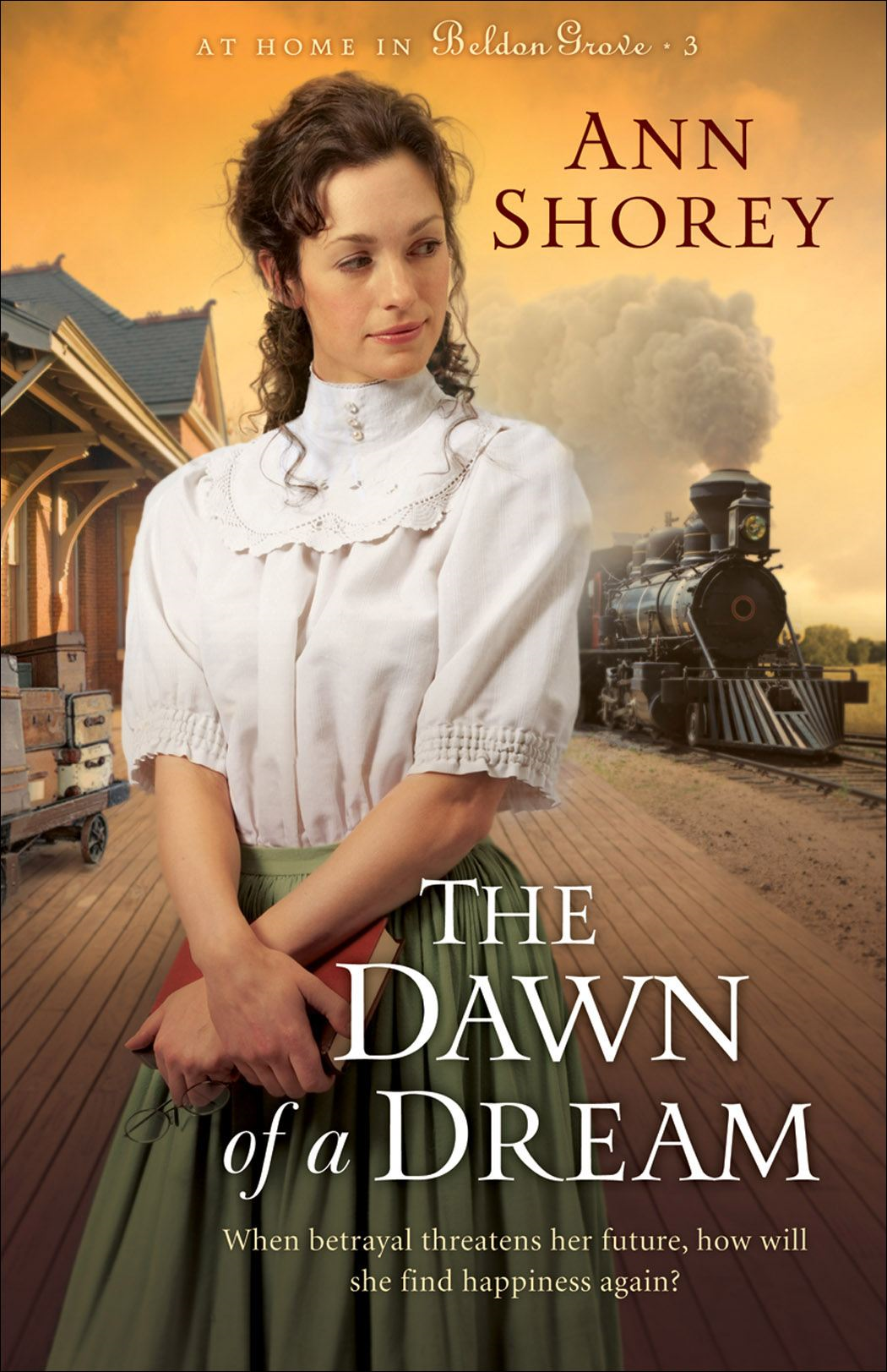 Dawn of a Dream, The (At Home in Beldon Grove Book #3)
