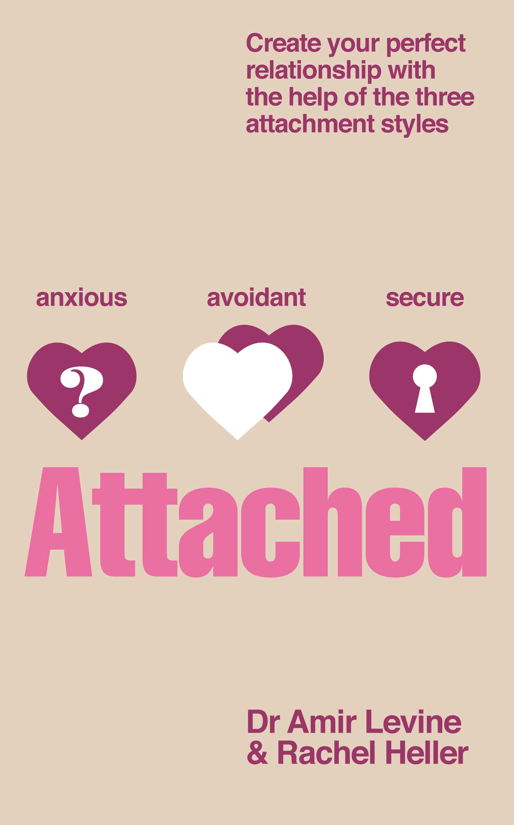 Attached Identify your attachment style and find your perfect match