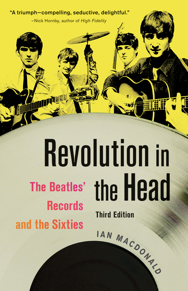 Revolution in the Head By: Ian MacDonald