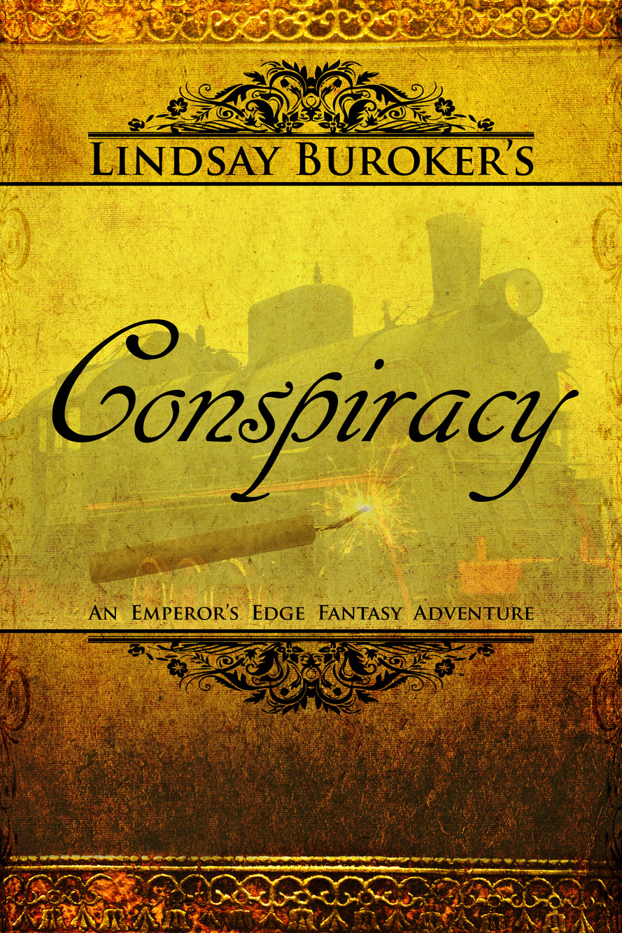 Conspiracy : (The Emperor's Edge Book 4)