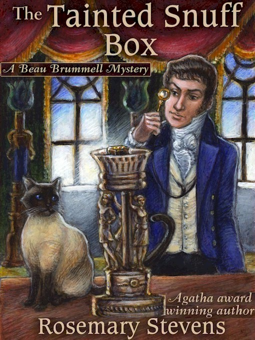 The Tainted Snuff Box By: Rosemary Stevens