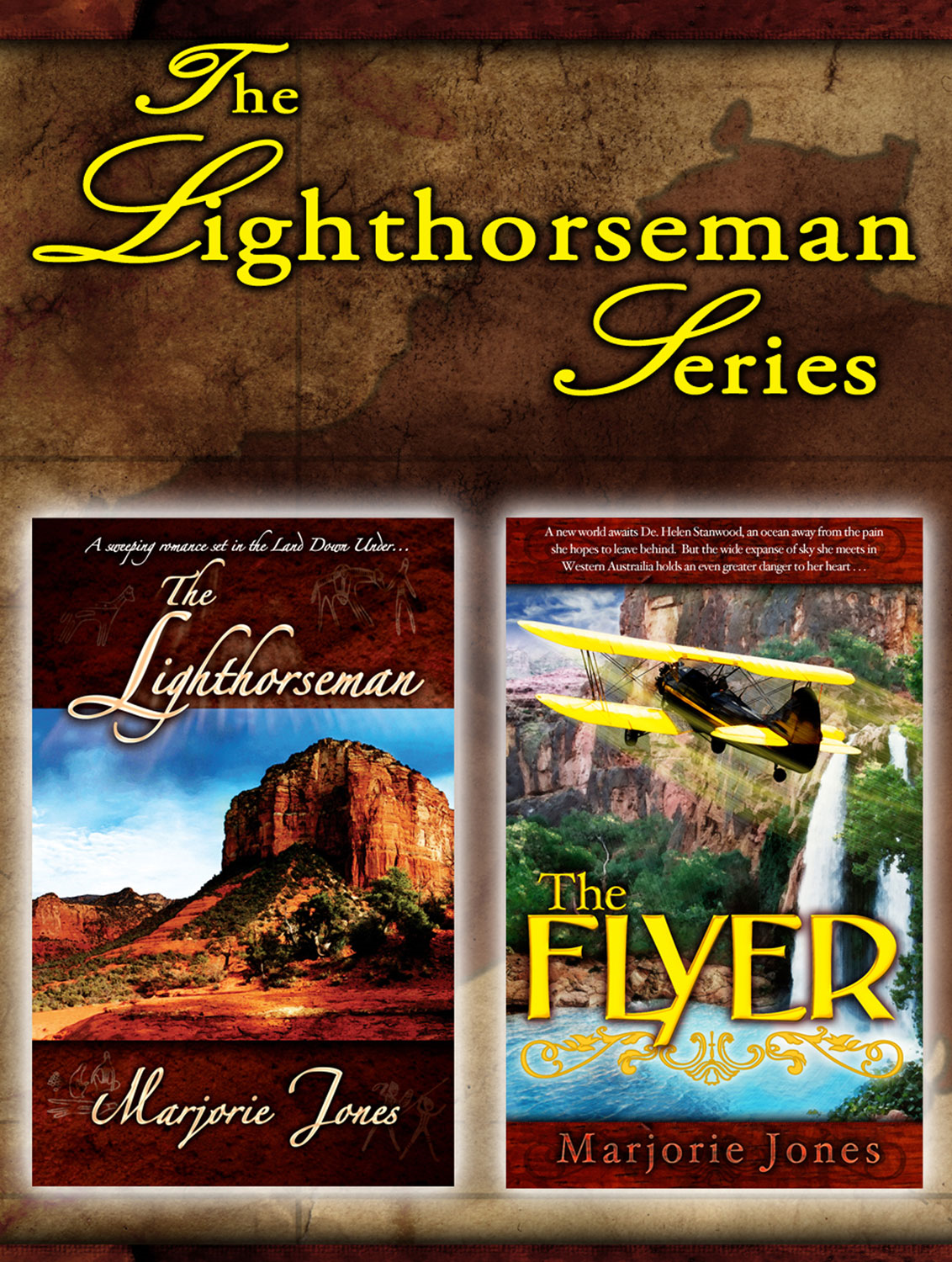 The Lighthorseman Series