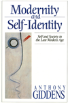 Modernity And Self-Identity: