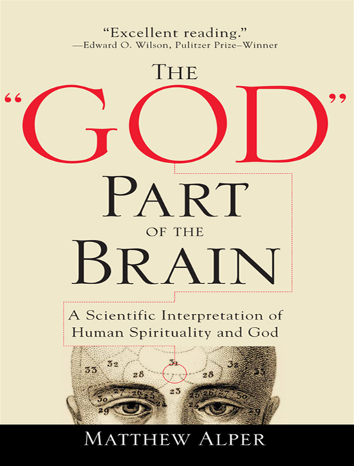 """God"" Part of the Brain: A Scientific Interpretation of Human Spirituality and God"