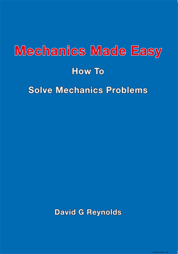 Mechanics Made Easy