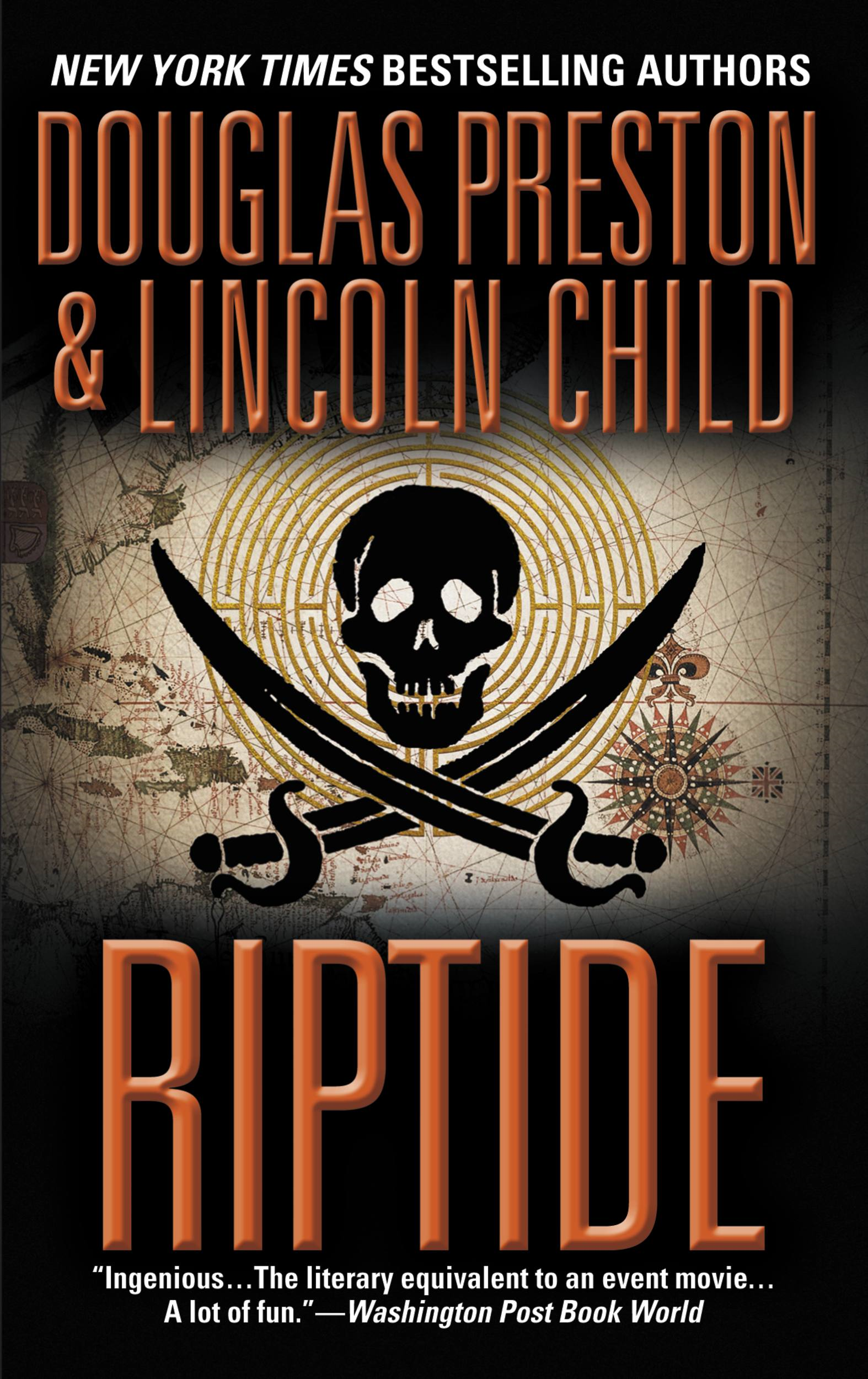 Riptide By: Douglas Preston,Lincoln Child