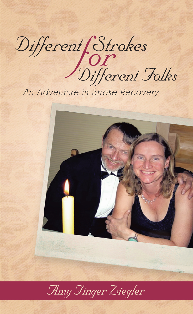 Different Strokes for Different Folks By: Amy Finger Ziegler