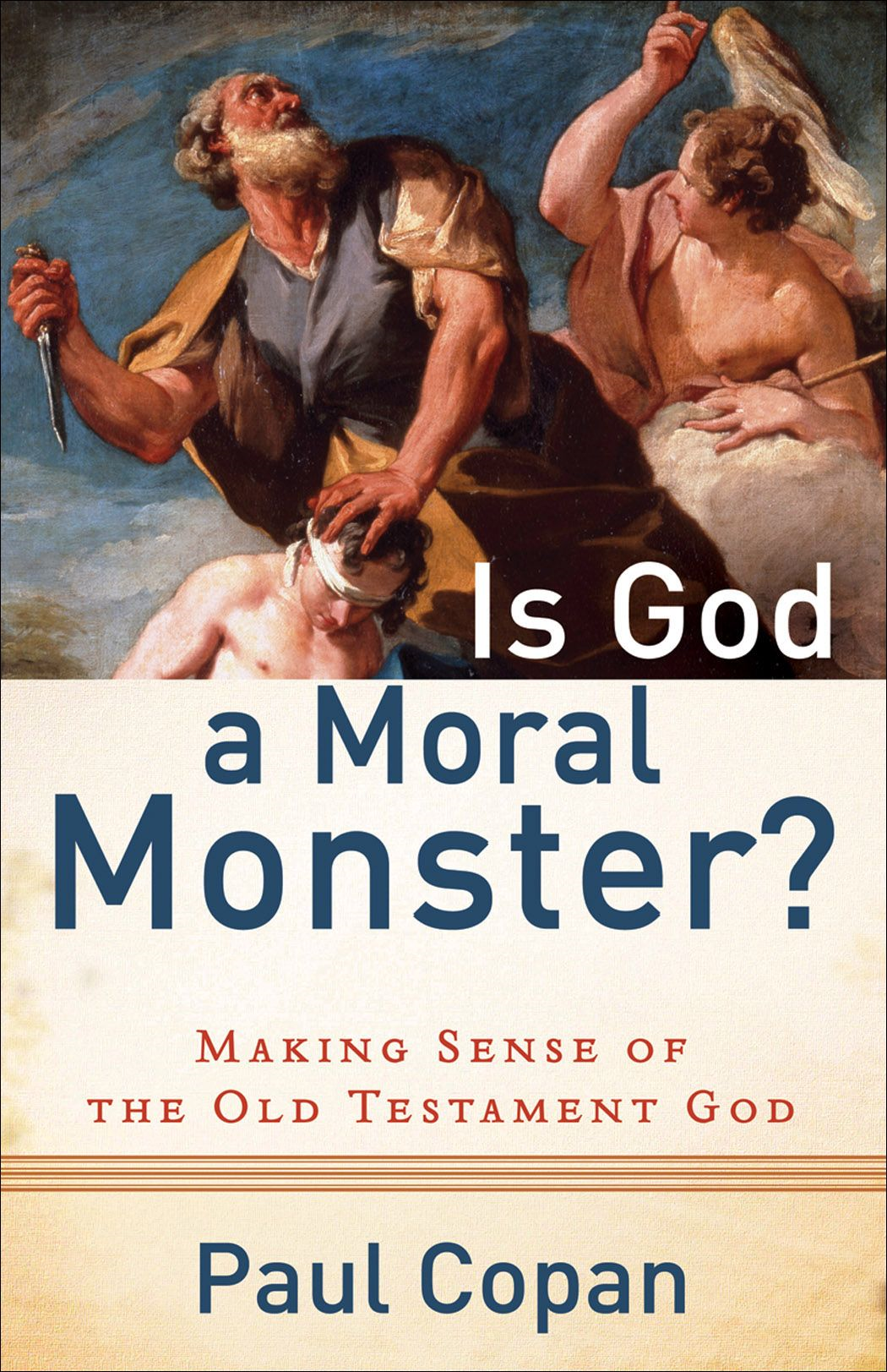Is God a Moral Monster?