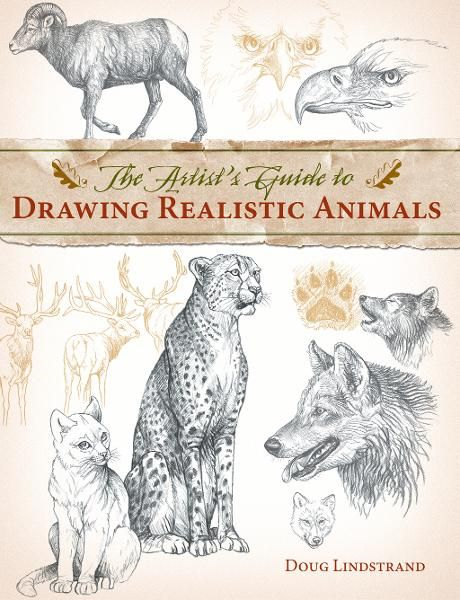 The Artist's Guide to Drawing Realistic Animals By: Doug Lindstrand