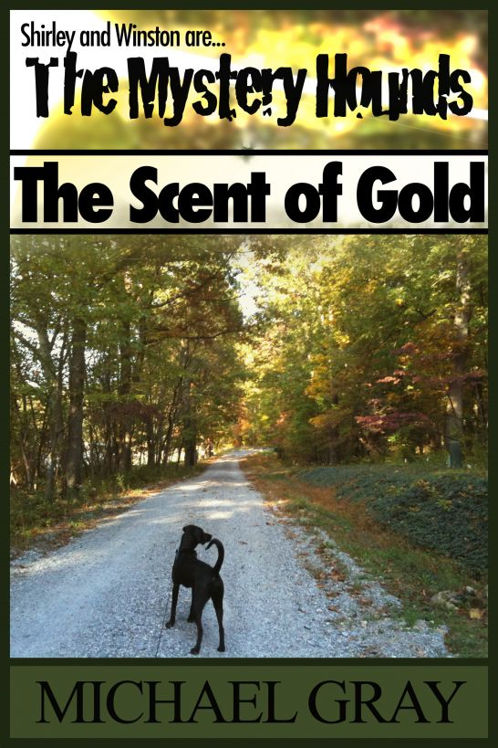 The Mystery Hounds: The Scent of Gold
