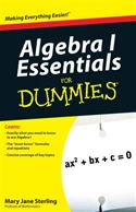 Picture of - Algebra I For Dummies