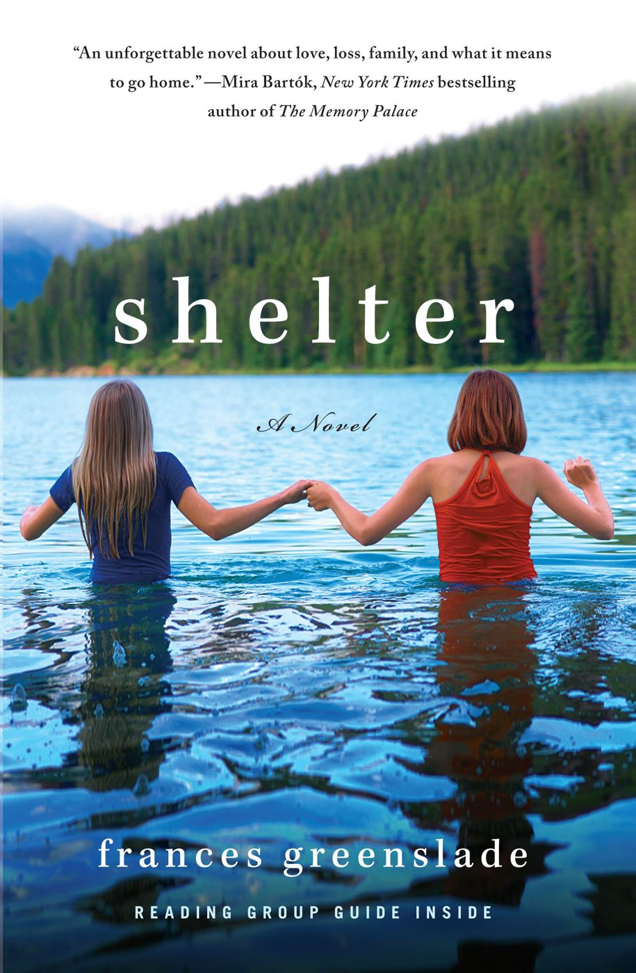 Shelter By: Frances Greenslade