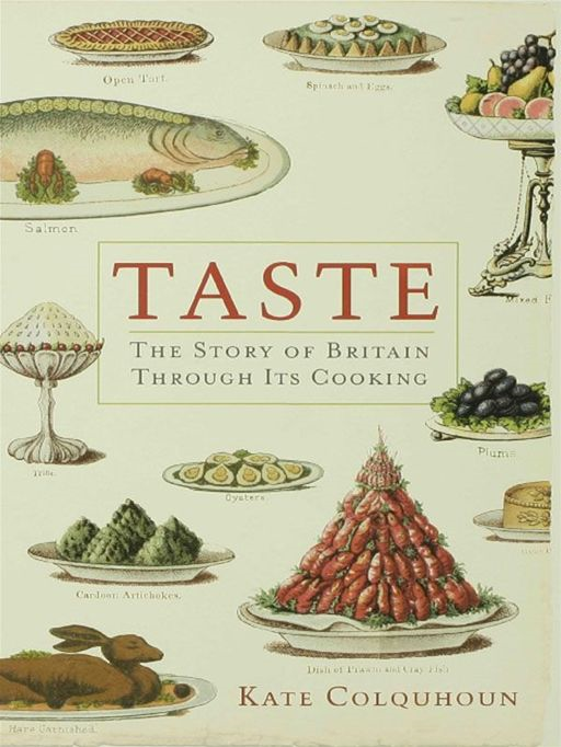 Taste By: Kate Colquhoun
