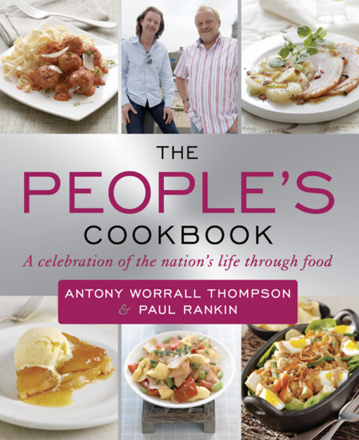 People's Cookbook: A celebration of the nation's life through food