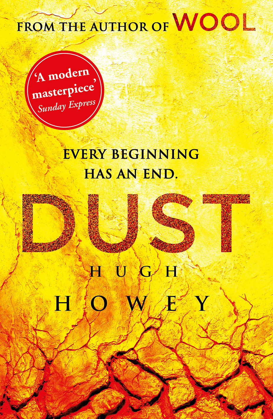 Dust (Wool Trilogy 3)