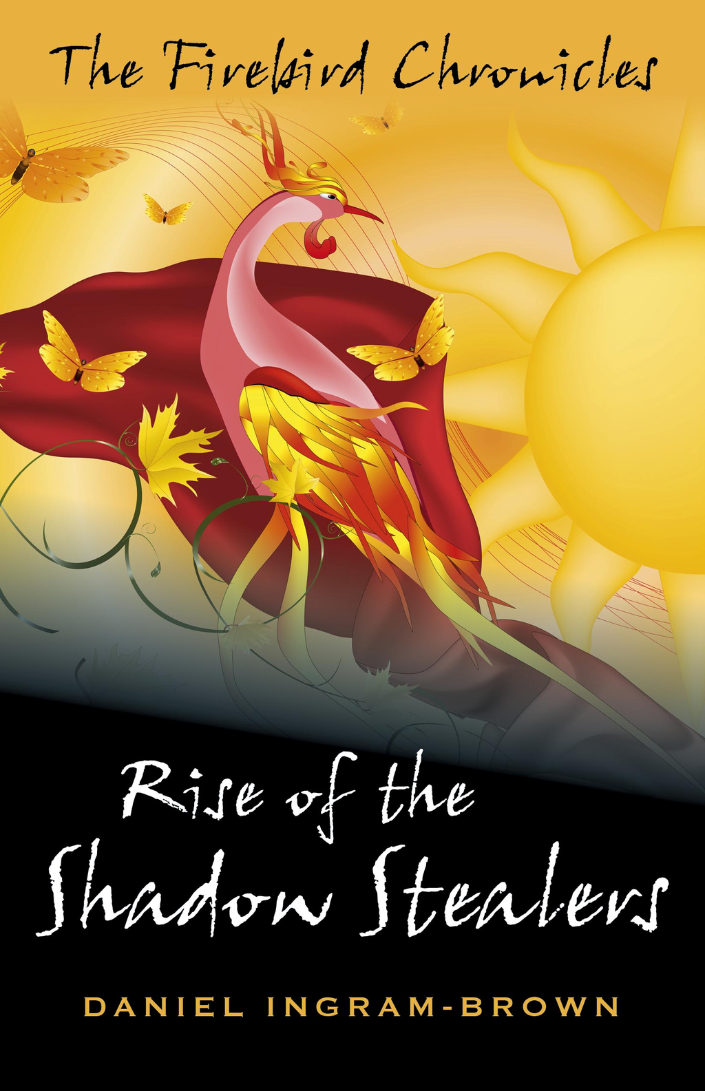 Rise of the Shadow Stealers By: Daniel Ingram-Brown