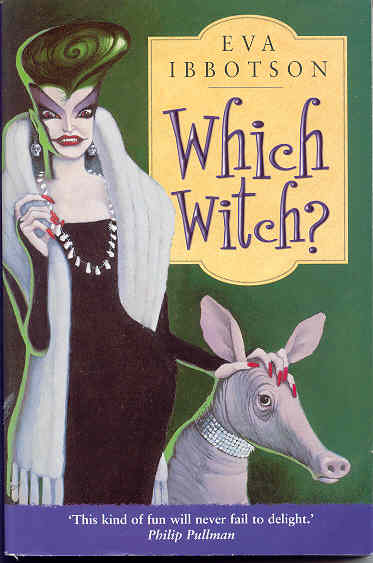 Which Witch? By: Eva Ibbotson