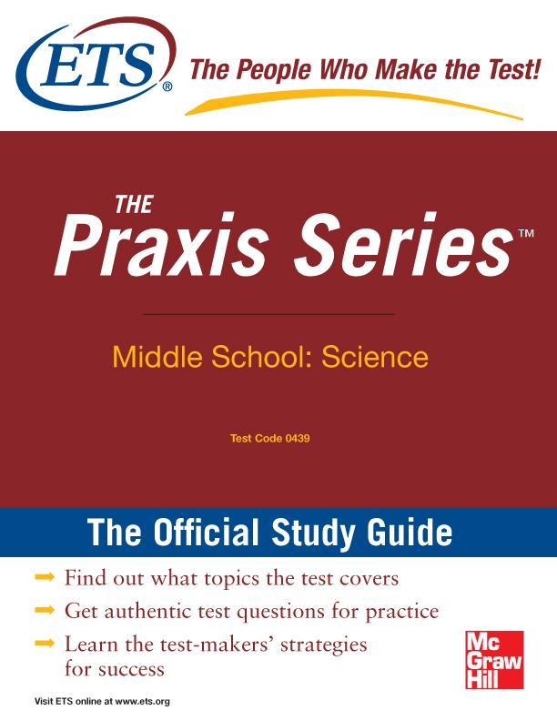 praxis 2 middle school science essay questions
